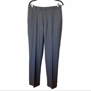 Kenneth Cole reaction gray dress pants 33 x 32